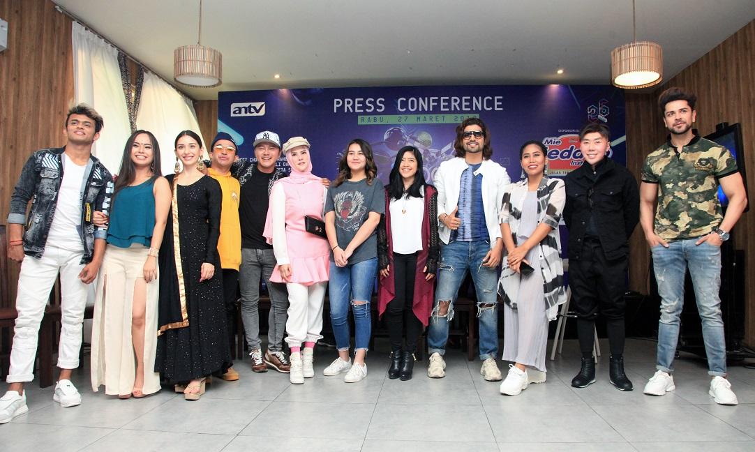 HUT ANTV Ke – 26 Bertajuk 'Indonesia Keren 4' Hadirkan Artis Ternama Indonesia dan India ...