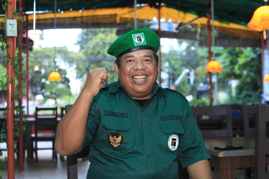 H. Muchbari MA, Gerakan Pemuda Ka'bah (GPK) Menjangkau Milenial