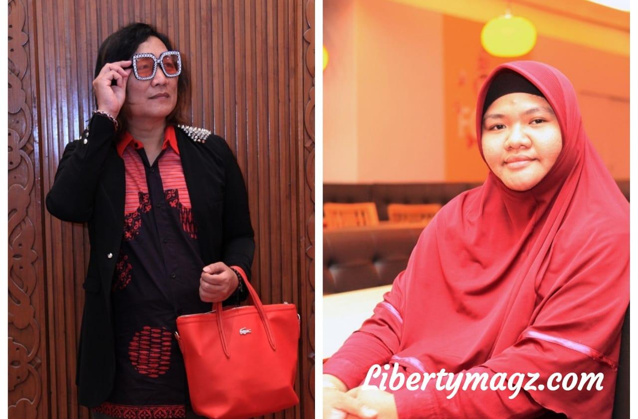 Catelya By Nia Husein & Feby Kean, Trend Busana 2020 Dengan Warna –Warna Glam dan Nuansa Timur Tengah