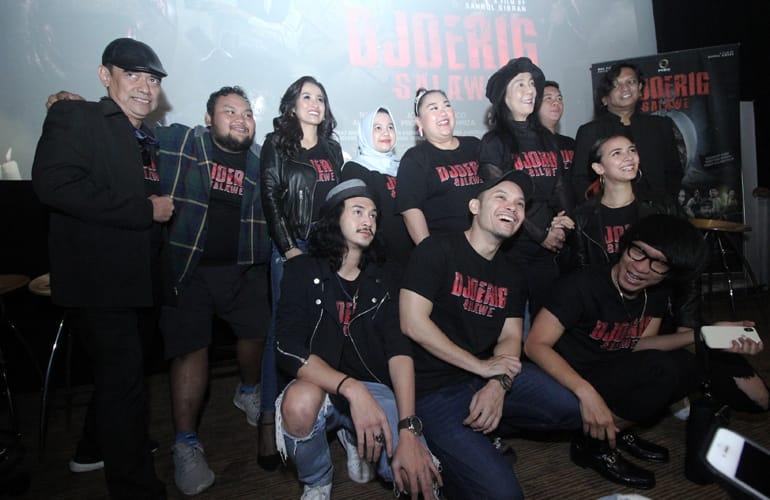 Djoerig Salawe, Film Horor Unik Mahluk Astral Dibully