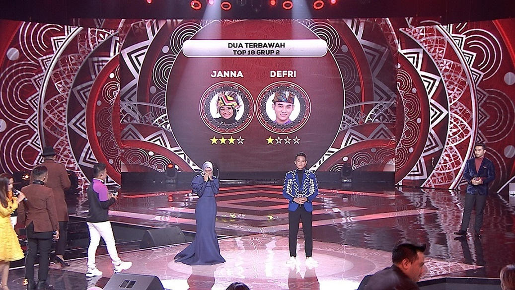 Hari (JAMBI), Tuai Pujian Dewan Juri Di Konser LIDA 2020 Top 18 Group 2