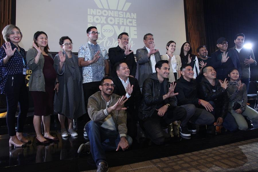 IBOMA 2020 Hadirkan Dua Kategori Baru, Aktor Terpopuler dan Aktris Terpopuler