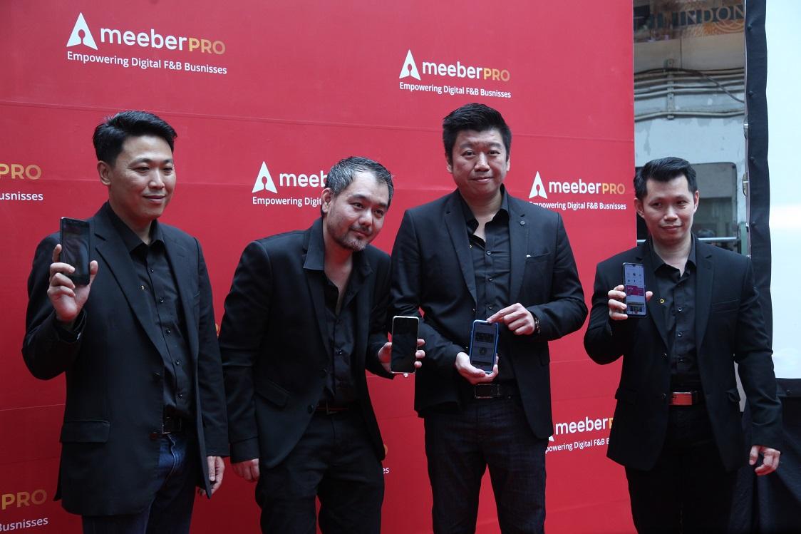 PT. Meeber Teknologi Indonesia Hadirkan MeeberPro, Aplikasi Online Untuk Bisnis F & B Era Industri 4.0,