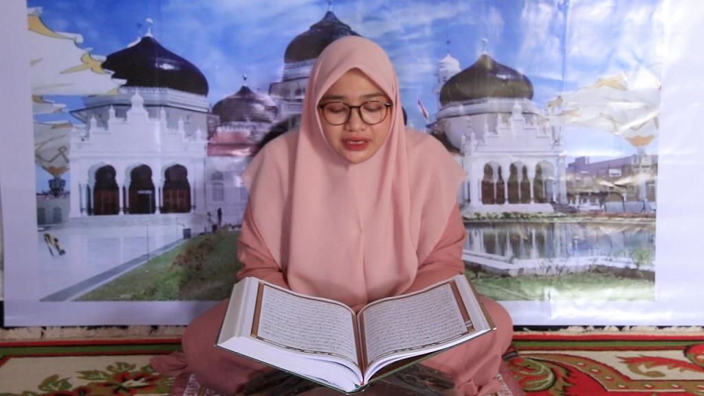 Adila (Aceh), Peserta Terbaik 'Indonesia Mengaji' Indosiar Mewakili Indonesia Ke MTQ Internasional