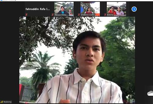 Virtual Meet and Greet 'Dari Jendela SMP' Berjalan Sukses dan Para Penggemar Antusias Berinteraksi Dengan Idolanya