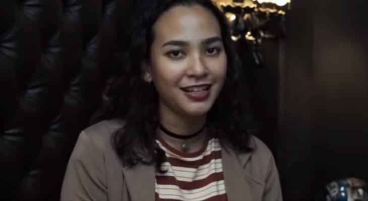 Ini Cerita Reynavenzka Deyandra, Saat Bercumbu Dengan Pria Di Film 'Kalis'