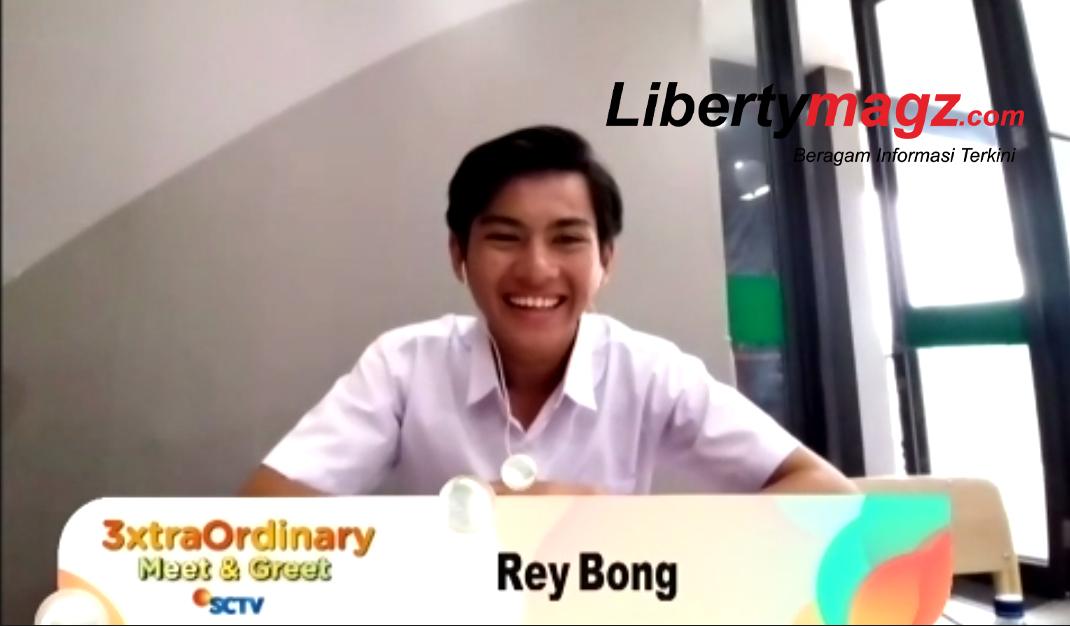 Di Ultah Rey Bong Ke-15, Sandrinna Berikan Surprise dan Prank