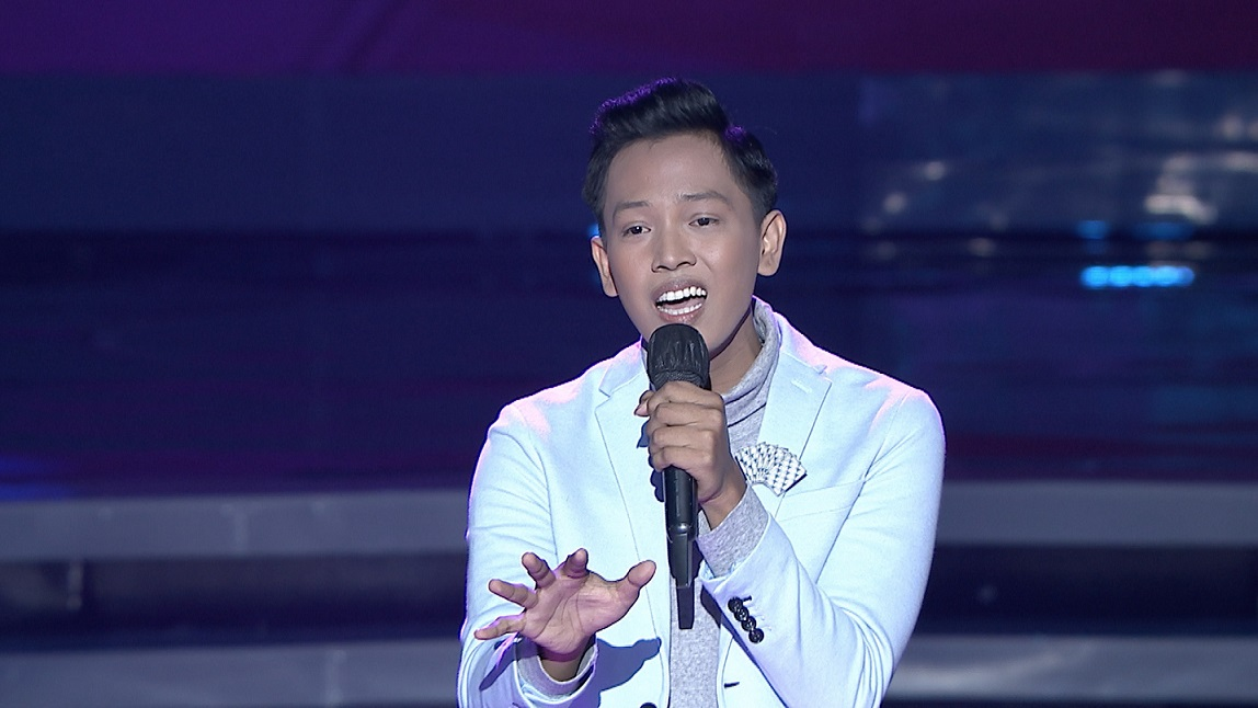Ferdy (Balikpapan) Tereliminasi Di Babak Top 40 Grup 5 Pop Academy
