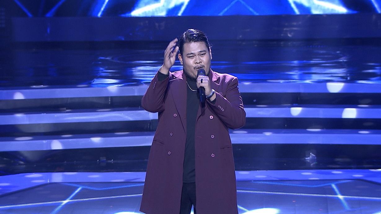 Hampir Tereliminasi, Lagu 'Perbedaan' Membawa SHANDY (JAMBI) Lolos di Top 15 Grup 3