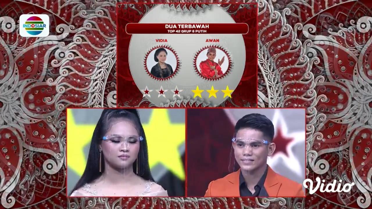 Polling Akhir Terendah, Awan (Lampung) Raih Dukungan Dewan Juri, Melaju Ke Babak Top 28 LIDA 2021