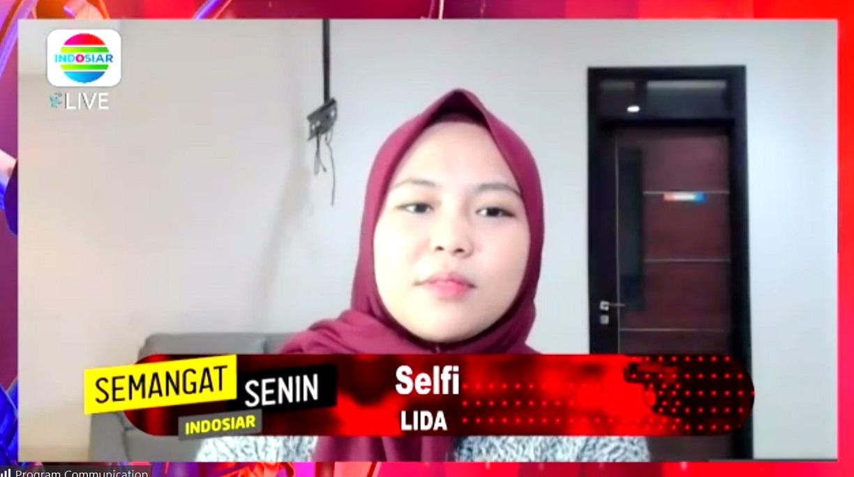 Selfi LIDA,  Bimbang Harus Memilih Antara Qoriah dan Menyanyi
