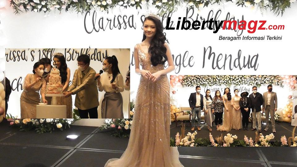 Clarissa Rilis Single 'Mendua', Krisdayanti Kagum dan Suport, Bibit Potensial Di Industri Musik