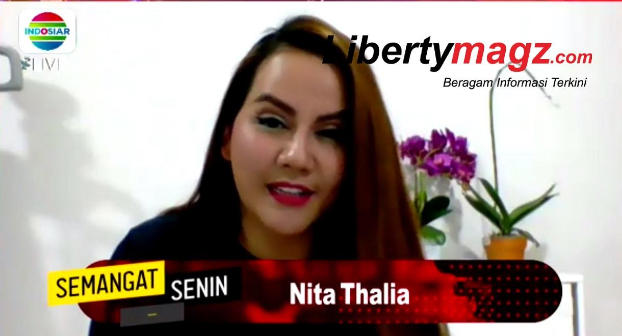 Nita Thalia, Cita Citanya Kandas, Eh Malah Jadi Penyanyi